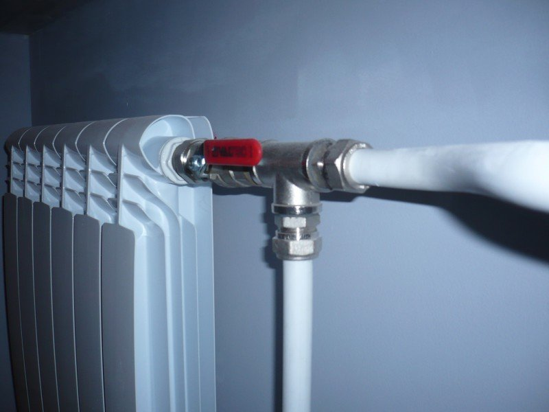 Рекомендации по установке кранов на батареи отопления