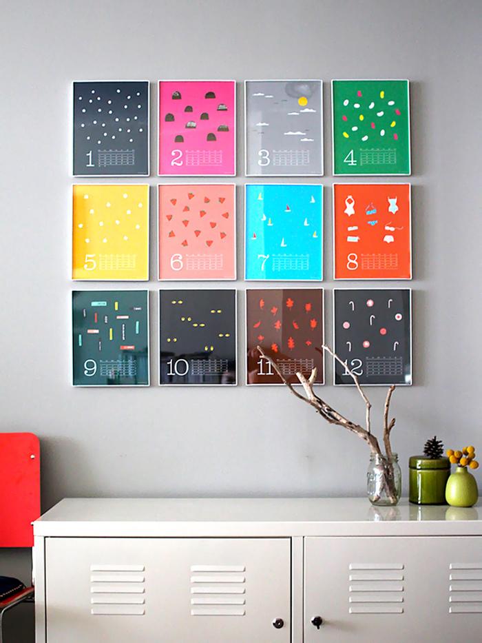 Адвент календарь для детей своими руками - 50+ фото идей