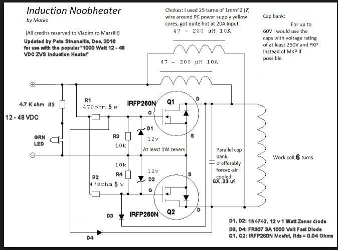 Индукционный водонагреватель своими руками: нагреватель воды для отопления