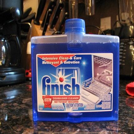 Средства для мытья и чистки посудомоечной машины. средства для чистки посудомоечных машин: топ лучших чистящих средств для посудомоек