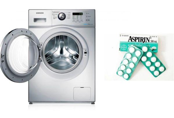 Загадки для мужчин: зачем жена кладет аспирин в стиральную машину?