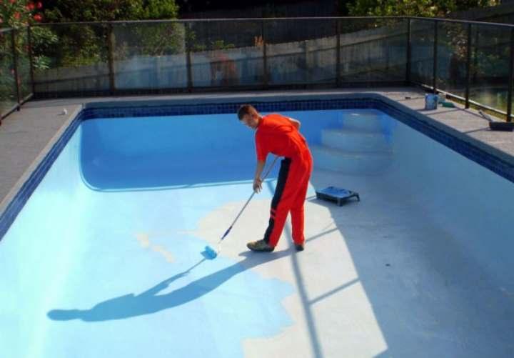 Пленка пвх (мембрана) для отделки бассейна