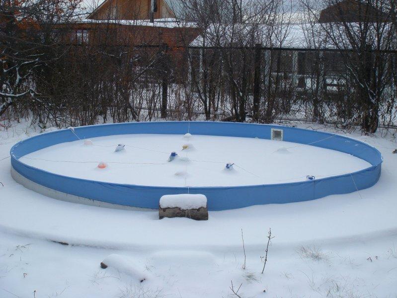 Консервация бассейна на зиму (24 фото): как правильно убрать бассейн? как его сложить и подготовить к хранению по инструкции?
