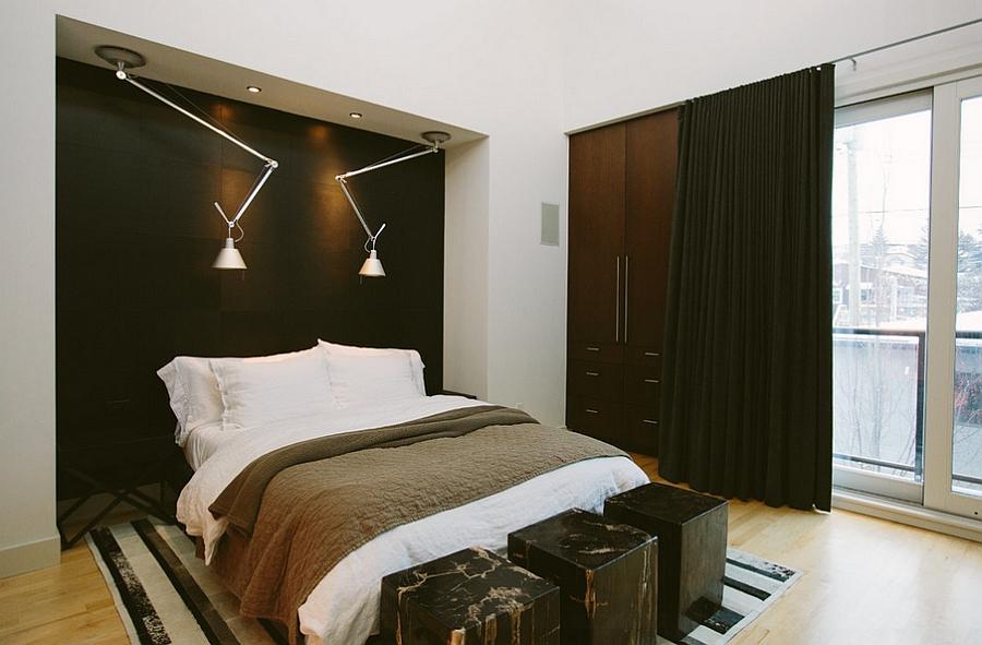 Бра в спальню – критерии правильного выбора светового оборудования