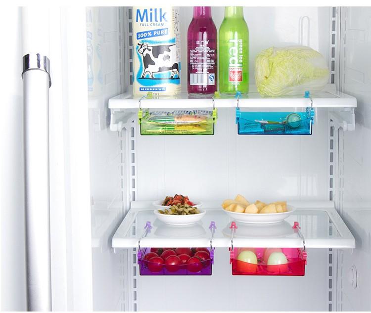 Как я сделала выдвижную полку своими руками, чтобы в холодильнике стало больше места