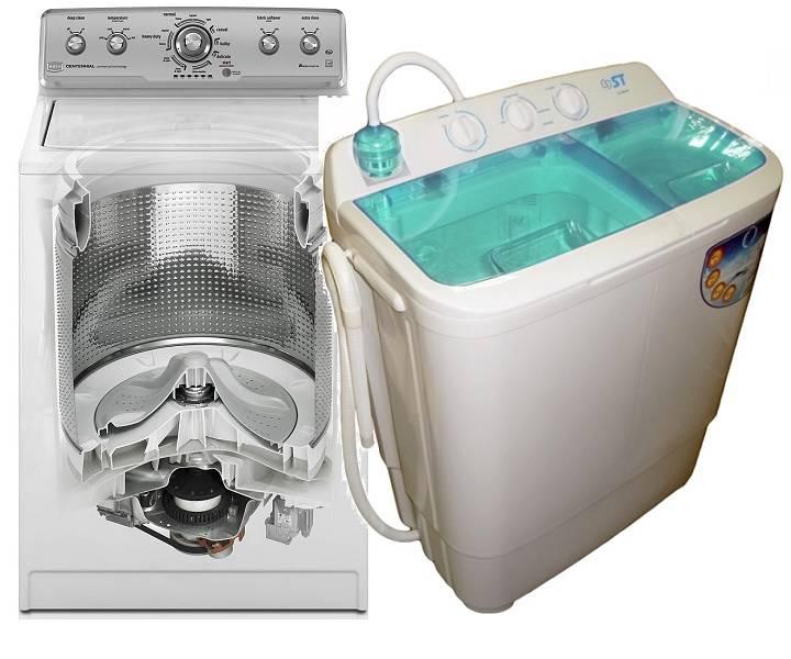 Лучшие стиральные машины-полуавтоматы: рейтинг топовых моделей + на что смотреть перед покупкой