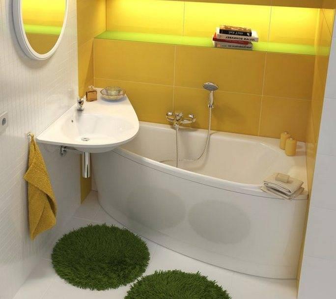 Дизайн ванной — идеи оформления пространства