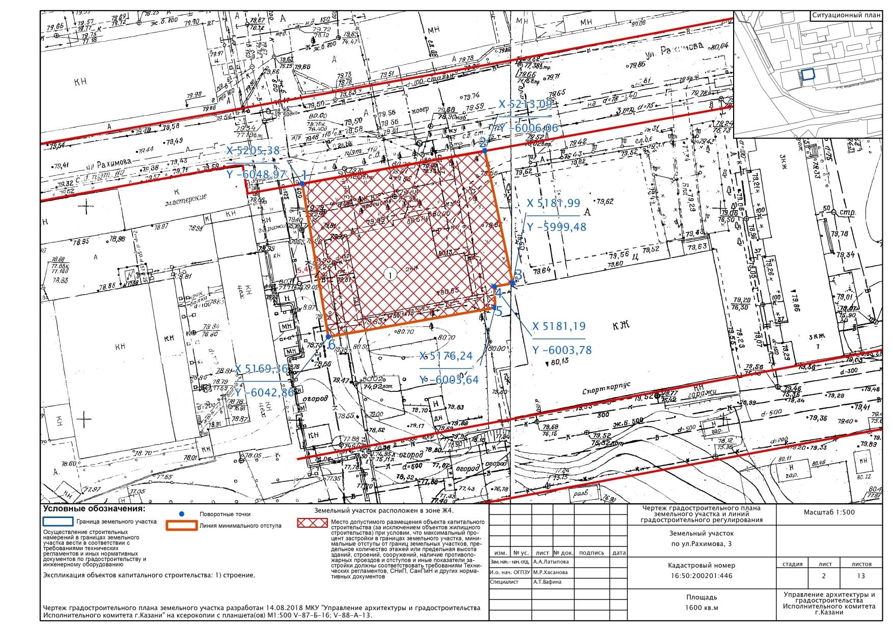 Ситуационный план земельного участка в 2020 году: где получить, какие требования к нему, скачать образец