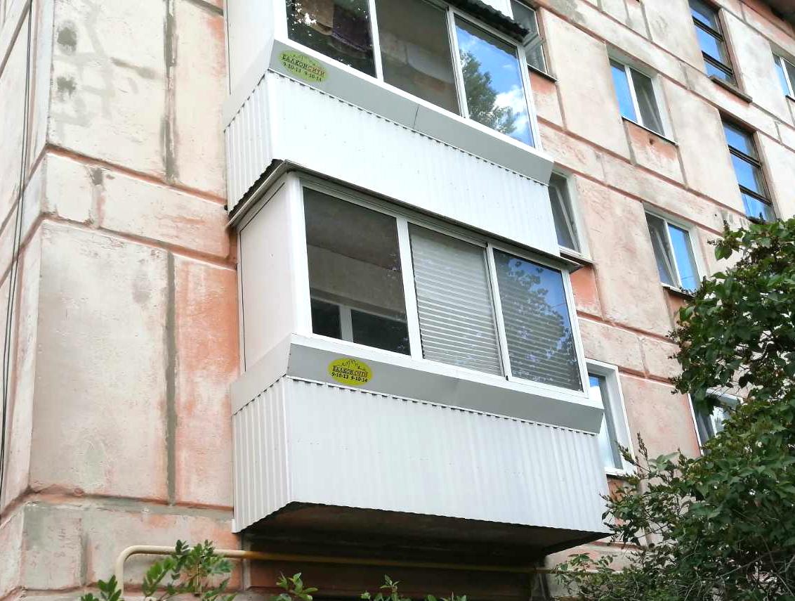 Как можно и как нельзя устанавливать кондиционер на остеклённом балконе