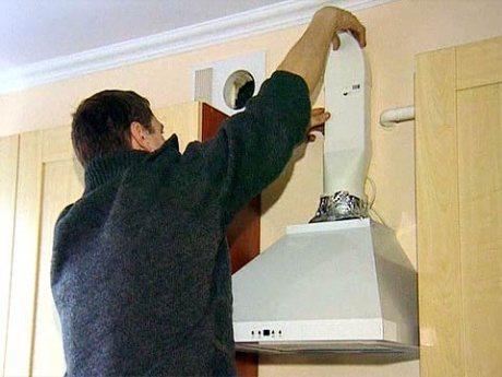 Как правильно сделать вентиляцию на кухне с вытяжкой: инструкция + видео