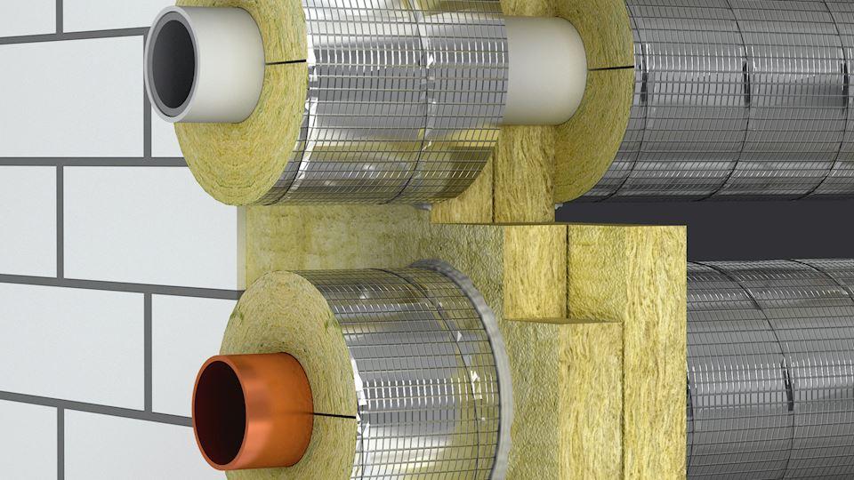 Зачем необходимо утепление дымоходной трубы