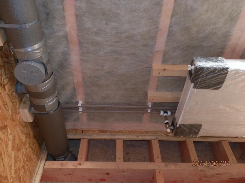 Скрытая электропроводка: особенности монтажа в каркасном доме