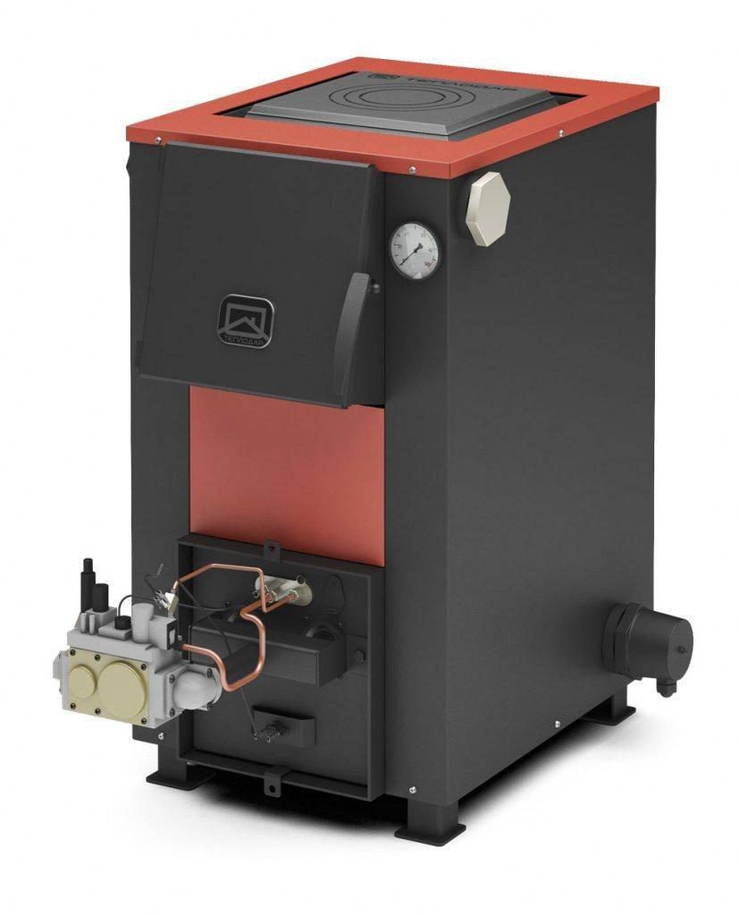 Как выбрать комбинированный газово-дровяной котел