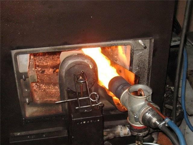 Конструкция газогенераторных печей