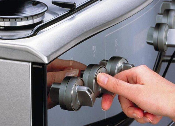 Как очистить ручки газовой плиты от жира: 5 простых способов
