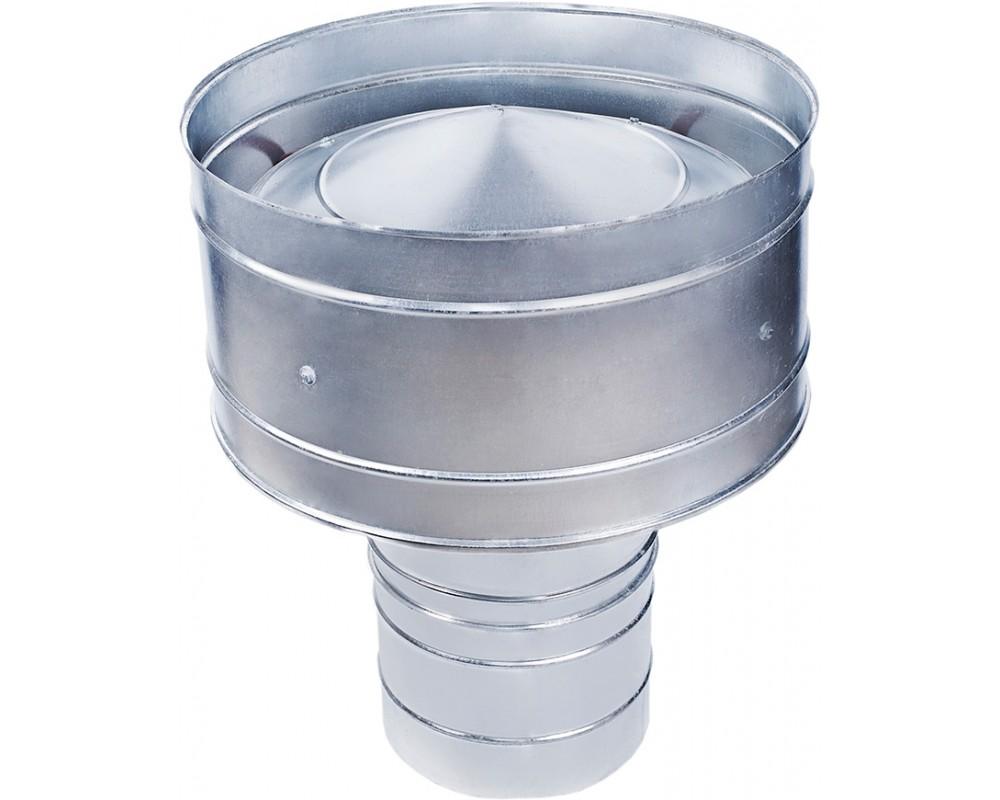 Вентиляционный дефлектор и его разновидности
