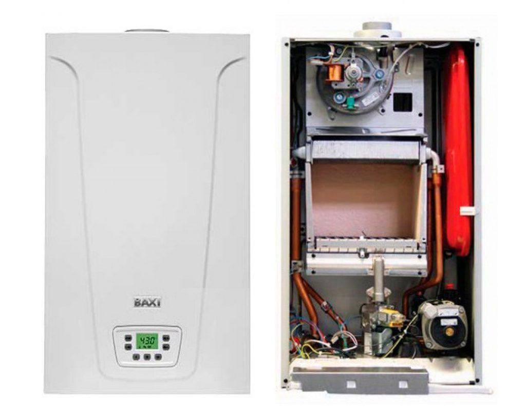 Двухконтурный газовый котел «бакси»: отзывы, цены