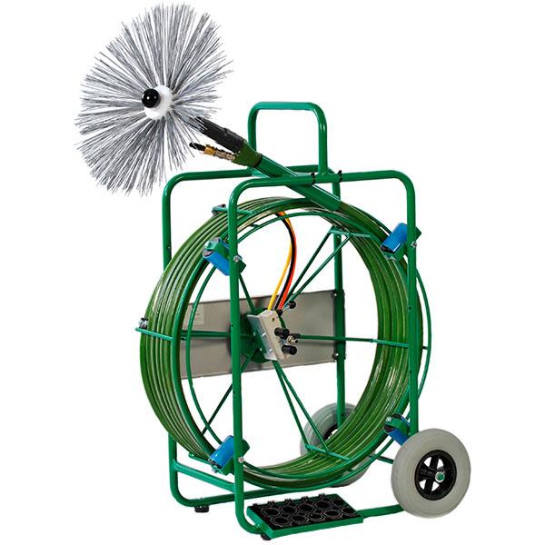 Оборудование для чистки вентиляции: разновидности + как выбрать лучшее на рынке