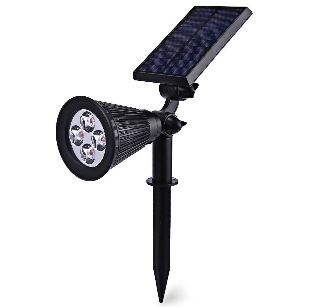 Уличное освещение на солнечных батареях – работает даже ночью