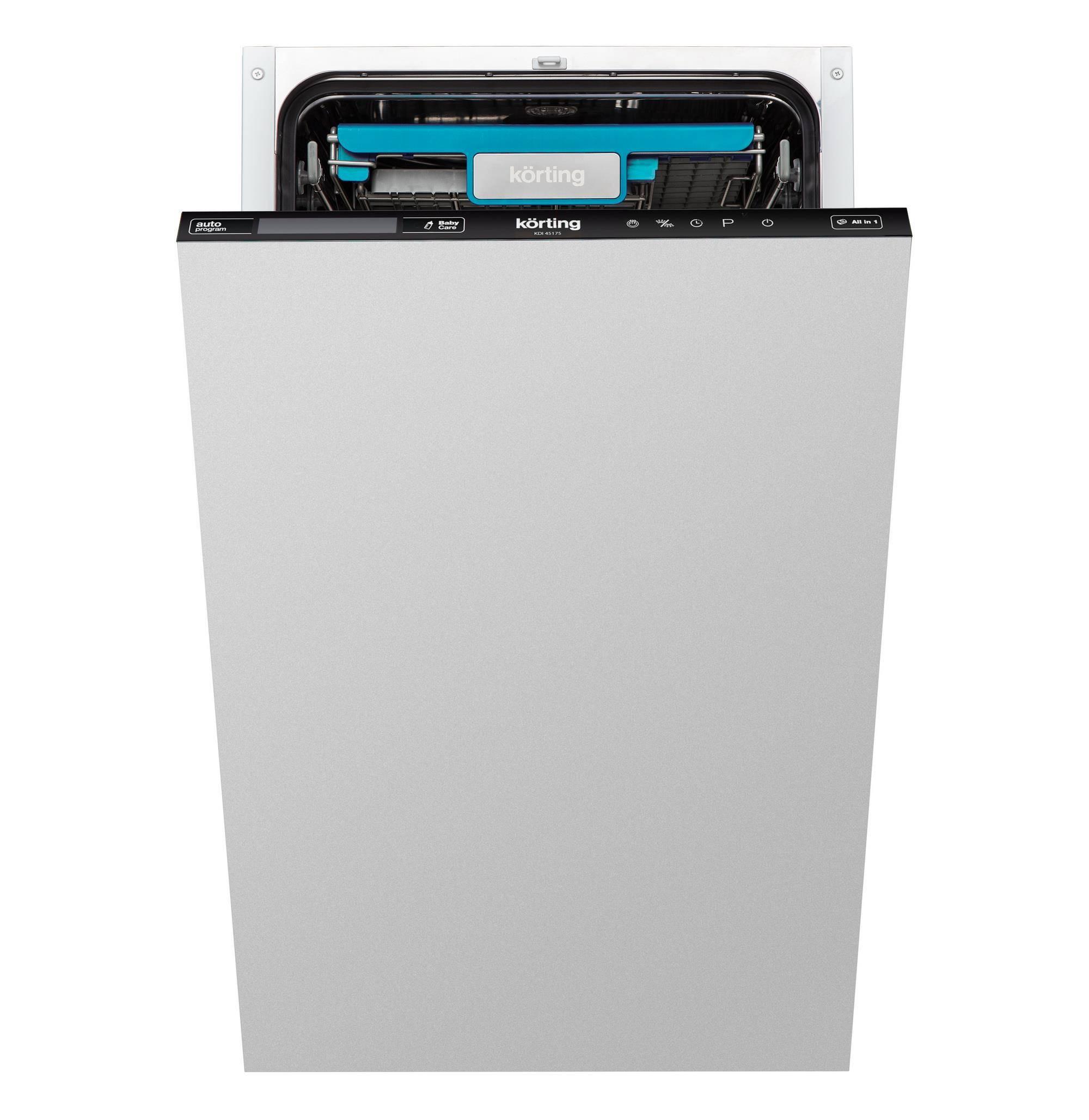 Посудомоечная машина korting kdi 60165 - посудомоечные машины