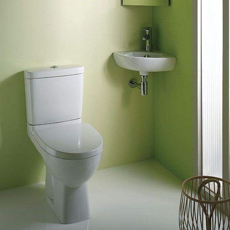 6 идей для дизайна маленького туалета + фото | строительный блог вити петрова