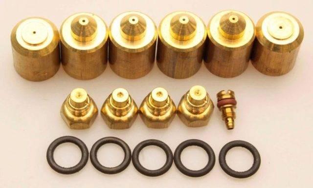 Замена жиклеров газовых плит: как поменять форсунки своими руками в конфорках и духовке