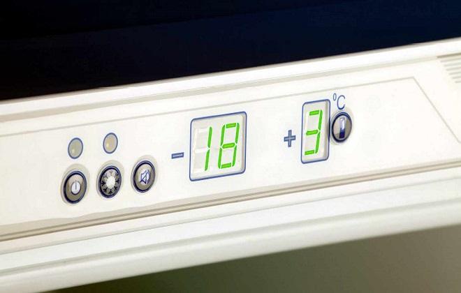 Какая температура должна быть в морозильной камере
