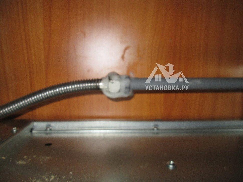 Установим газовый духовой шкаф | правильно + с гарантией