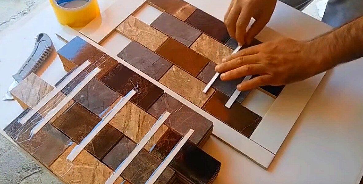 Экономно и практично: инструкция по изготовлению и окрашиванию тротуарной плитки своими руками