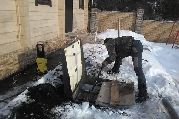 Сервисное обслуживание септиков - все о канализации