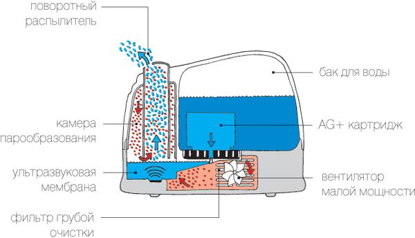 Какой увлажнитель воздуха лучше: как выбрать оптимальный прибор