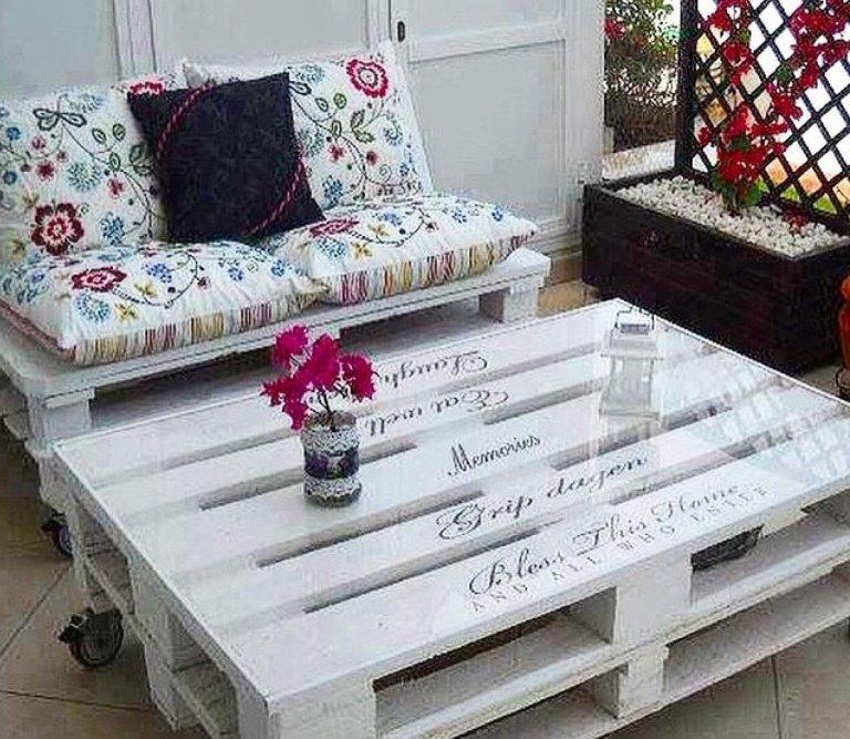 Как сделать мебель из поддонов: особенности применения поддонов, где взять паллеты? подготовка материала. варианты изготовления мебели из паллет