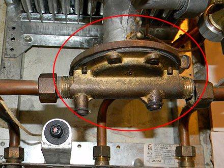 Газовая колонка – особенности ремонта своими руками