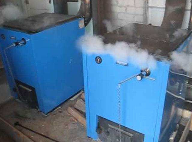 Ответы на часто задаваемые вопросы - почему закипает вода в котле отопления