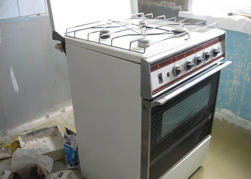 Куда сдать старую газовую плиту на утилизацию за деньги?
