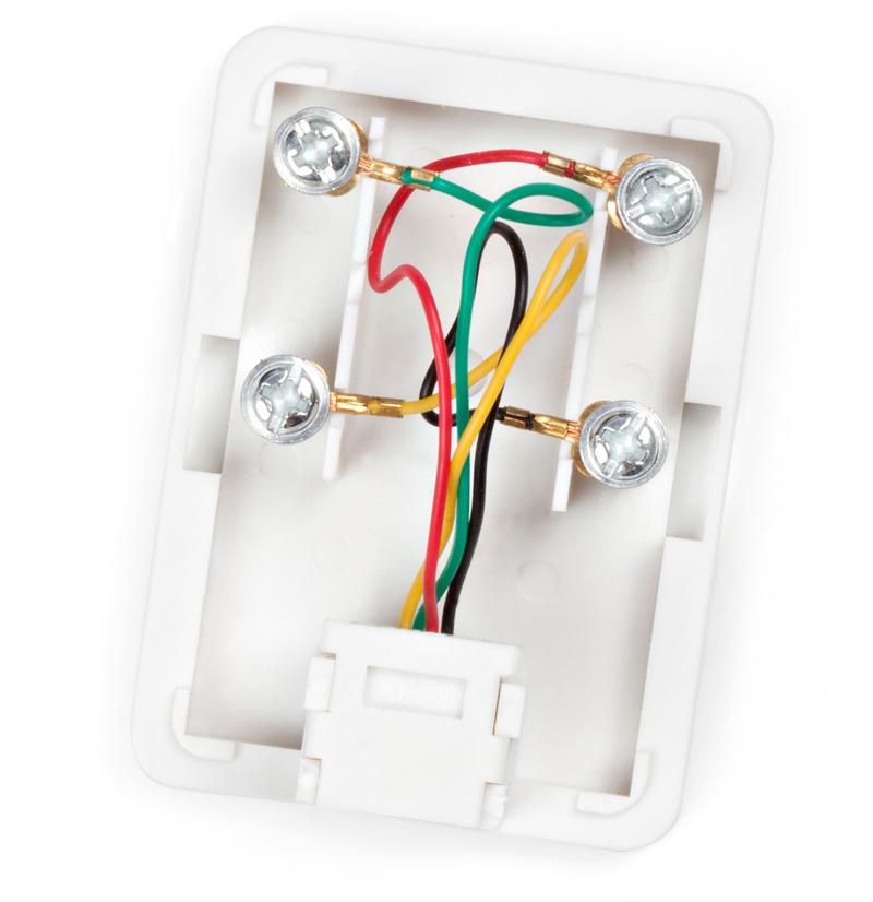 Телефонная розетка: разновидности, способы подключения и инструкция по ремонту своими руками. 80 фото современных розеток для телефона