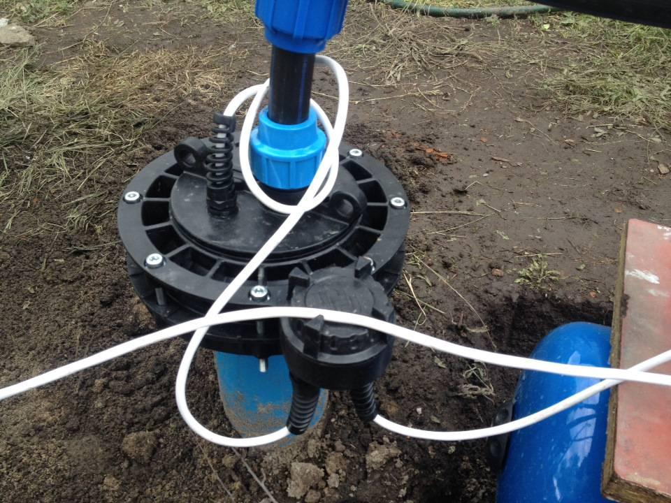 Обустройство скважины на воду: как обустроить скважину своими руками - точка j
