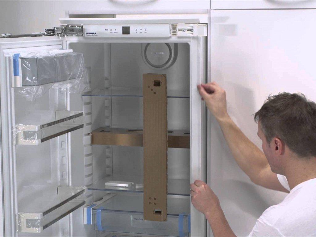Устранение неполадок холодильников либхер