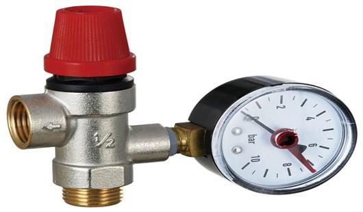 Правила опрессовки системы отопления давлением