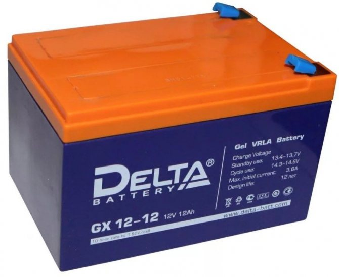 Виды аккумуляторов для солнечных батарей