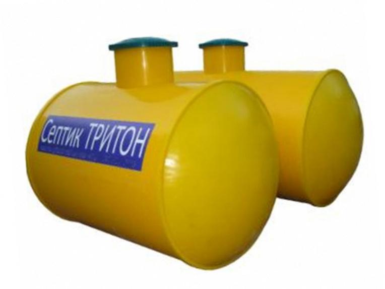 Септик тритон от компании «танк» — характеристики и особенности утановки