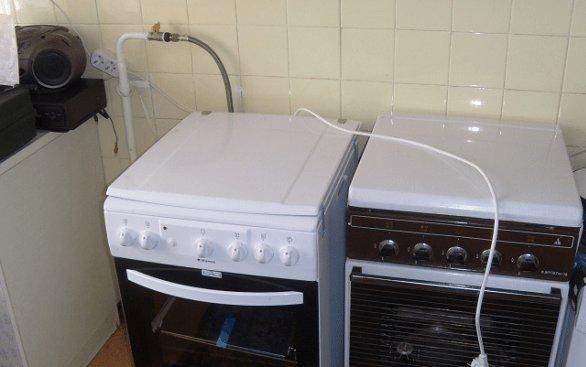Какой шланг нужен для подключения газовой плиты