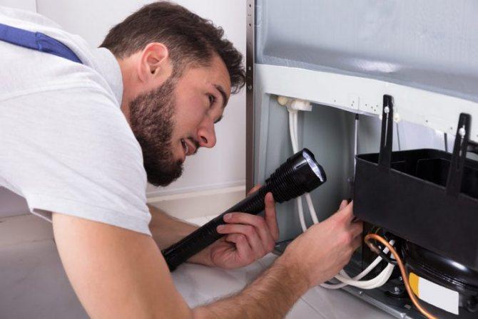 Почему не отключается холодильник: причины работы без остановки, что делать, если устройство работает постоянно, не выключается после разморозки