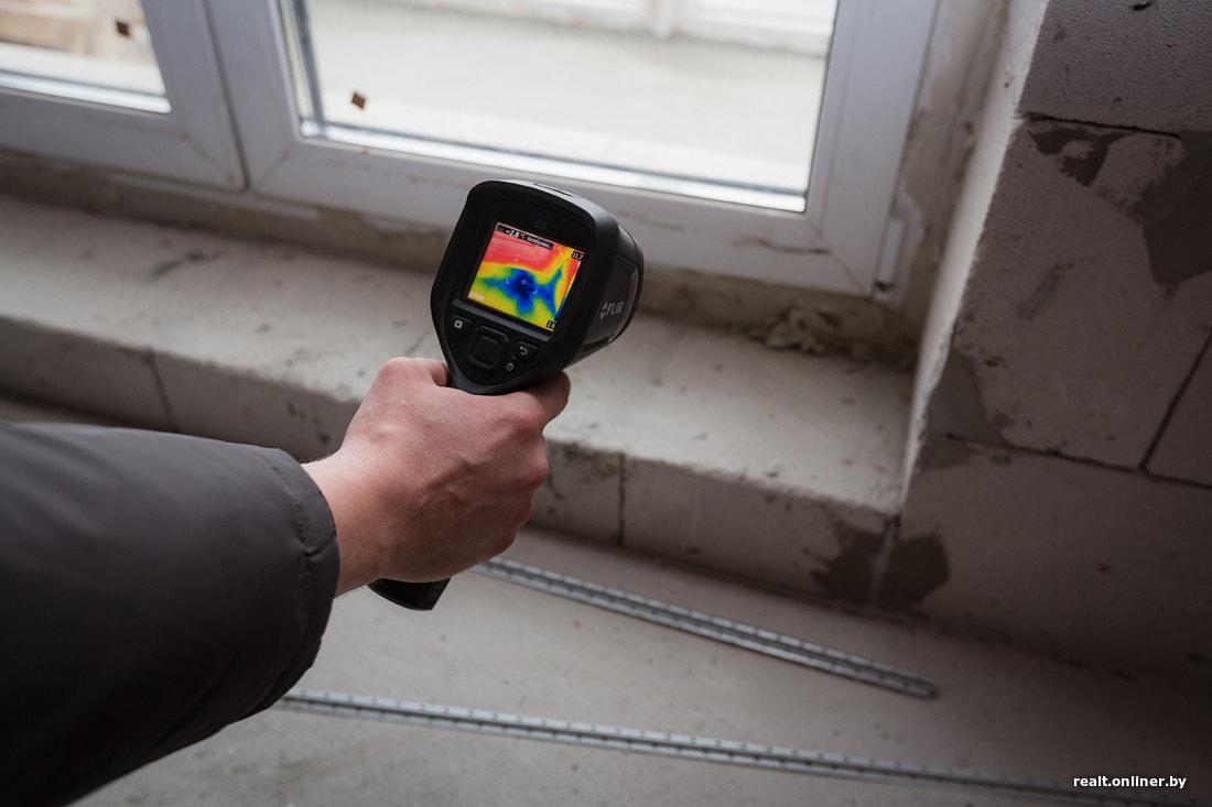 Тепловизоры и особенности определения теплопотери зданий – мои инструменты