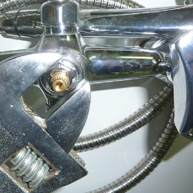 Как разобрать однорычажный смеситель: пошаговая инструкция
