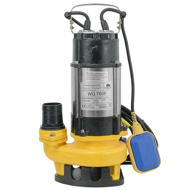 Выбираем погружной насос для канализационной системы в частном доме