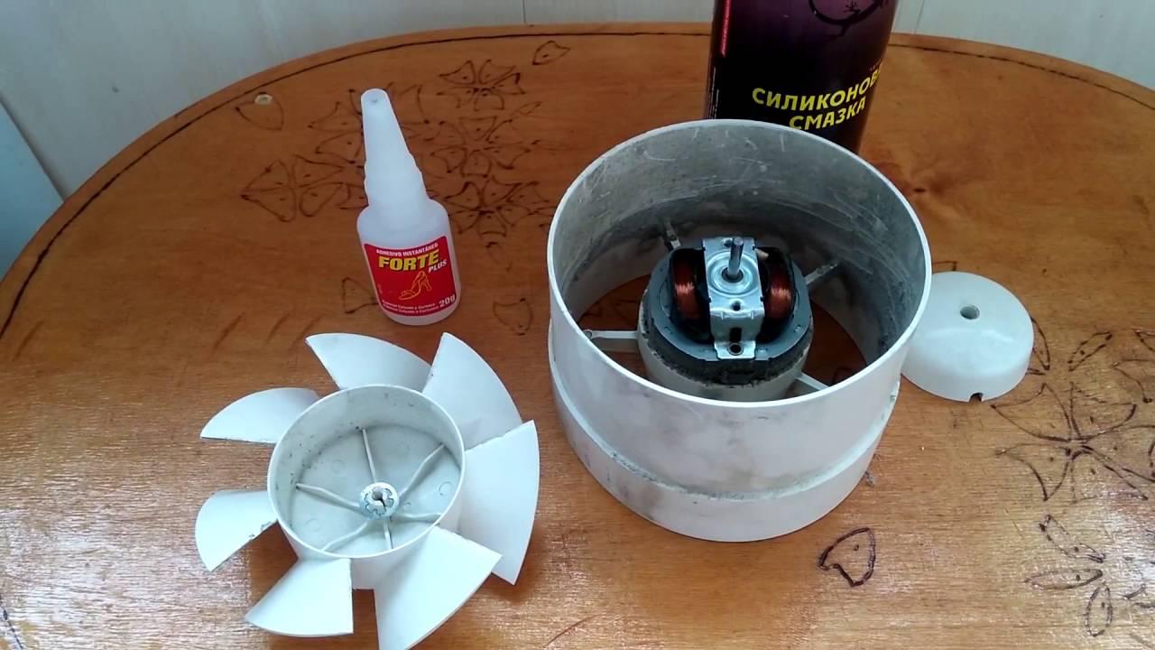 Вентилятор dospel как снять крышку