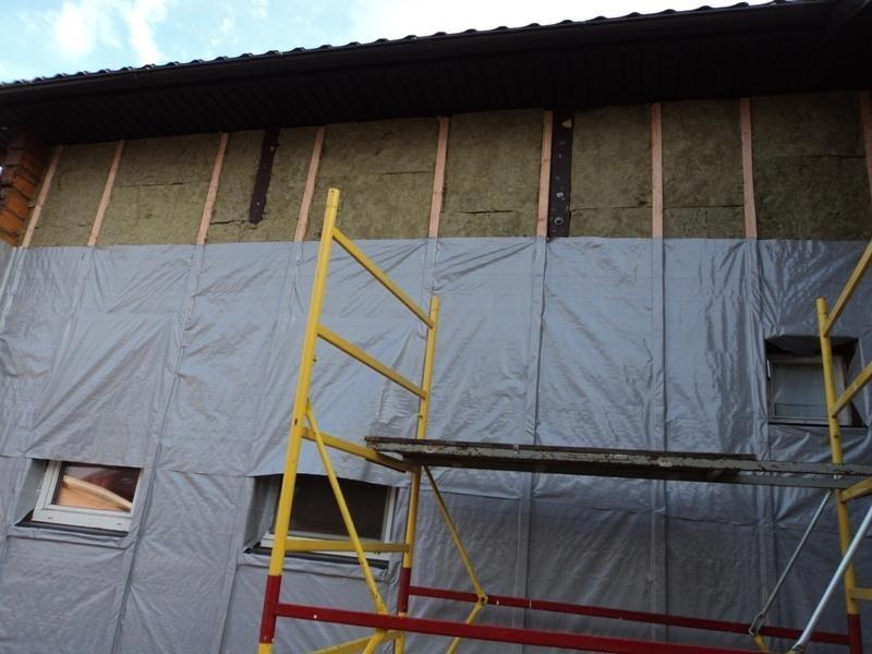 Утеплитель для стен дома снаружи: что лучше для наружной теплоизоляции