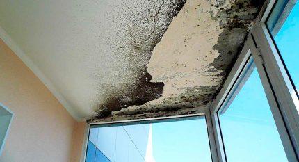 Вентиляция балкона и лоджии