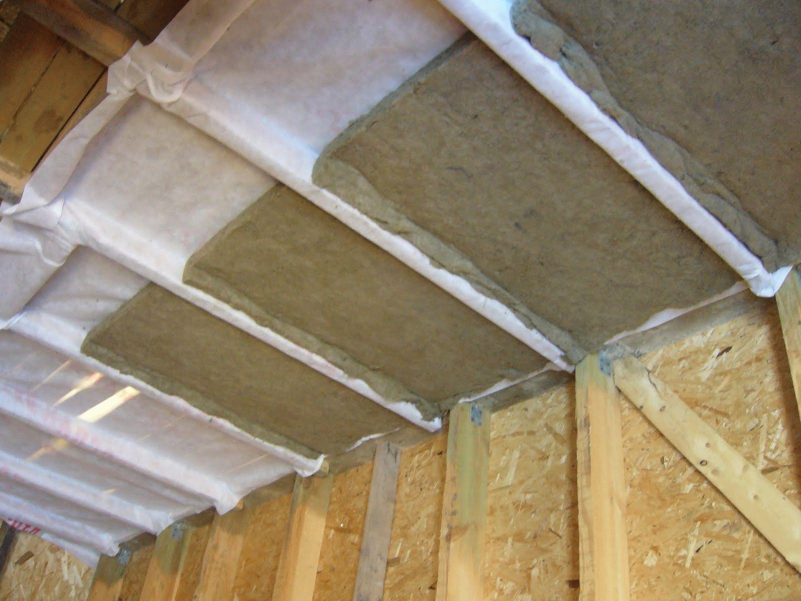 Какой утеплитель для потолка лучше выбрать – виды, правила монтажа